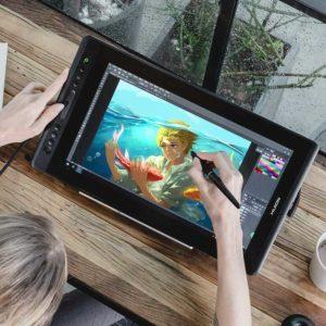 tablette graphique kamvas pro 16