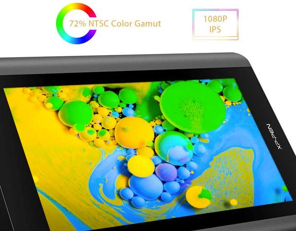 xp-pen artist 12 ecran ips