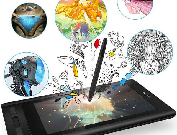xp-pen artist 12 tablette graphique